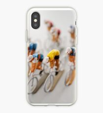 Cyclists 1 iPhone Case