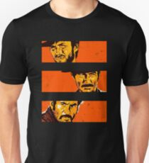 The Good, the Bad and the Ugly - Cinema  Unisex T-Shirt
