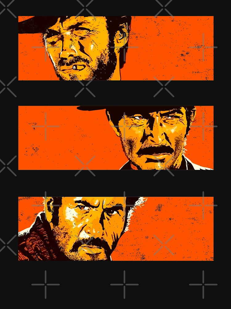 The Good, the Bad and the Ugly - Cinema  by AkiraFussion