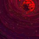 Shattered Blood Moon  by blind-luck