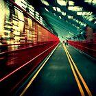 Williamsburg Bridge by Shannon Holm