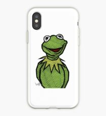 Kermit the Frog iPhone Case