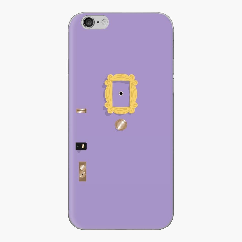 Wohnungstür iPhone Klebefolie