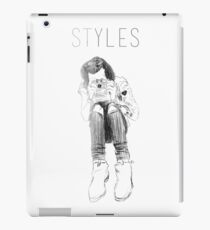 Styles iPad Case/Skin