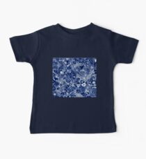 Blueprint of Sight Thought Baby Tee