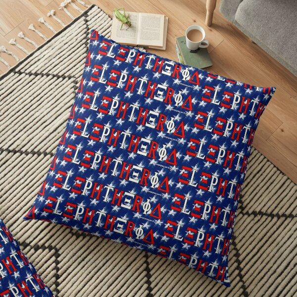 ELEPHTHERIA Floor Pillow