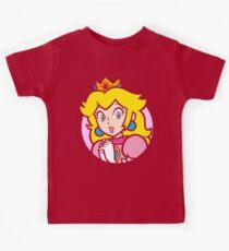 Prinzessin Toadstool Kinder T-Shirt