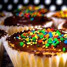 Funfetti Cupcakes by Rachel Blumenthal