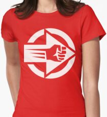 Fate Core: Attack Women's Fitted T-Shirt