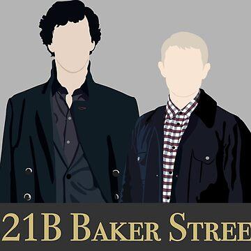 Sherlock by AnnaMBowman