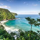 Nuaailua Bay - Road To Hana - Hawaii by Dave Fine