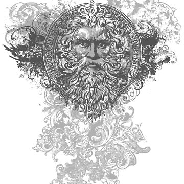 Zeus, the Father of the Gods | Grey by ProfThropp