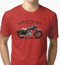 Great Escape McQueen Tri-blend T-Shirt