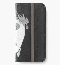 Slenderman - Le Spectre iPhone Wallet/Case/Skin