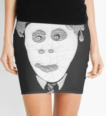 Slenderman - Le Spectre Mini Skirt