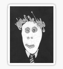 Slenderman - Le Spectre Sticker
