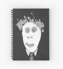Slenderman - Le Spectre Spiral Notebook