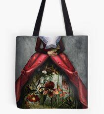 Her garden Tote Bag