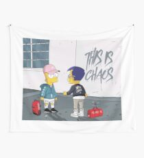 HYPE SIMPS0ns II Wall Tapestry