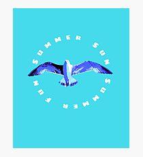 Summer Sun - Summer Fun Photographic Print