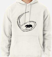 6lack Black Pullover Hoodie