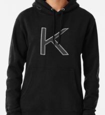 K Affordable Printed Products Pullover Hoodie
