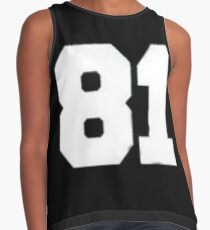 number 81 Contrast Tank