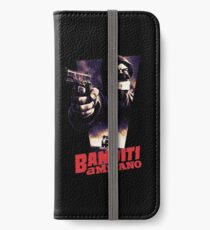 Banditi a Milano iPhone Wallet/Case/Skin