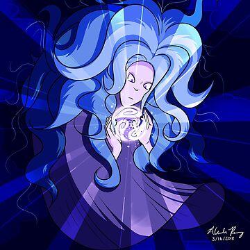 Magic Lady by alexperez398