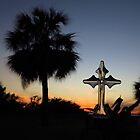Sunset Cross  by Amanda Diedrick