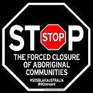 OFFICIAL MERCHANDISE - #SOSBLAKAUSTRALIA design 3 by KISSmyBLAKarts