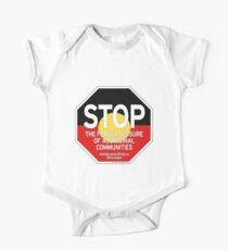 OFFICIAL MERCHANDISE - #SOSBLAKAUSTRALIA design 2 Kids Clothes