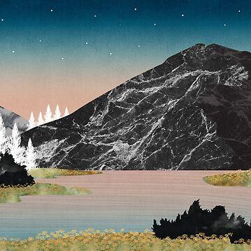 The Lakes by KookiePixel