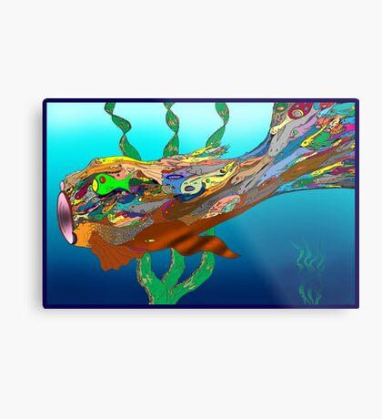Fish - Plural Metal Print