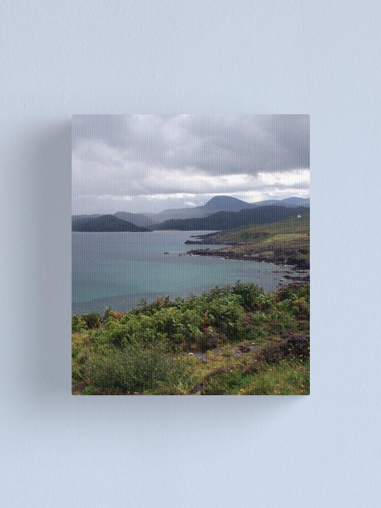 Alternate view of Coast Canvas Print