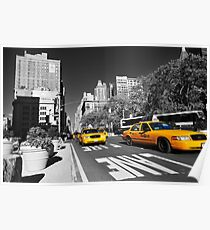 New York Taxi 2 Poster