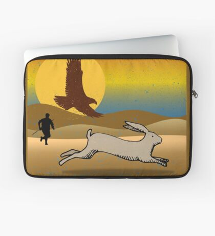 The Art of Falconry: The Long Slip Laptop Sleeve