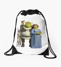 Die Shrek-Familie Turnbeutel