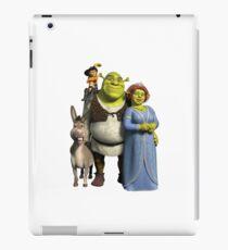 The Shrek Family iPad Case/Skin