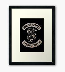 Sons of Anfield - Gauteng Chapter South Africa Framed Print