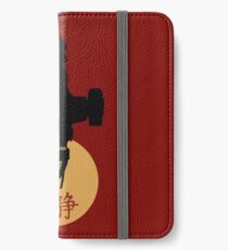 Firefly - Serenity Silhouette - Joss Whedon iPhone Wallet/Case/Skin