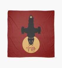Firefly - Serenity Silhouette - Joss Whedon Scarf