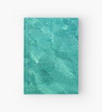 Bahama Blue Print Hardcover Journal