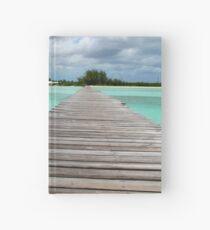 Cherokee Sound, Bahamas  Hardcover Journal