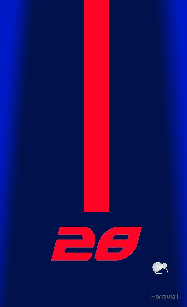 28: Kiwi Rosso by FormulaT