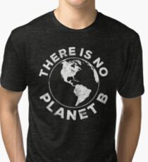 Es gibt keinen Planeten B Vintage T-Shirt