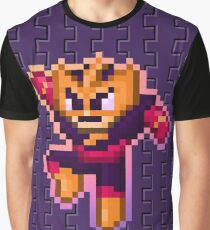 ElecMan Pixels Graphic T-Shirt
