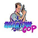 TOFOP - Quantum Cop by James Fosdike