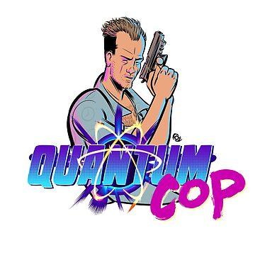 TOFOP - Quantum Cop by MrFoz