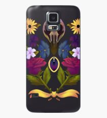 Flowers are edgy too Case/Skin for Samsung Galaxy